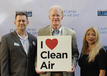 Nonprofit Community Engagement – Coalition for Clean Air