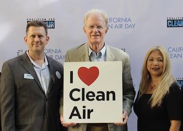 Nonprofit Community Engagement – Coalition for Clean Air