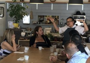 Restauranteurs are a vital link in the food-and-community connection.