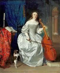 Dr. Lucy Jones plays viola da gamba to find calm in crisis.