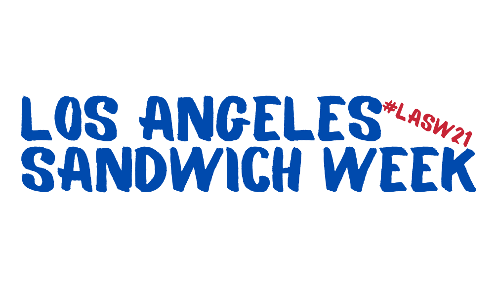 Los Angeles Sandwich week is coming this May!
