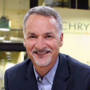 Mark Loranger, CEO of Chrysalis, was Stratiscope's April 2021 City Impact Lab Speaker