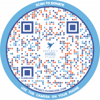 Use this QR Code to donate directly to Project Angel Food.
